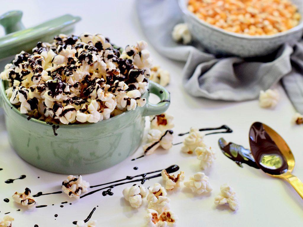 3 x popcorn   Gezonde snack recept   Healthy Wanderlust