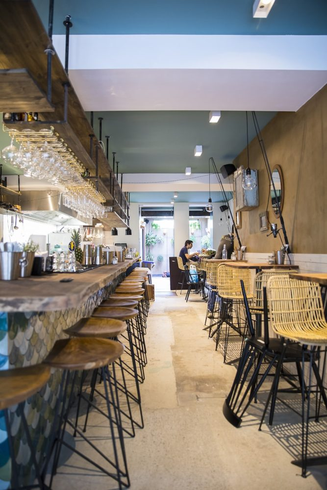 Bar Fisk | Hotspot in Amsterdam | Healthy Wanderlust