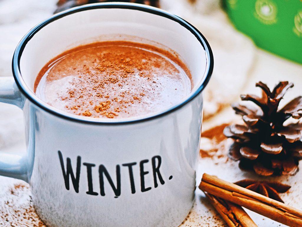 Ontbijt smoothie | Winterse kaneel smoothie | Healthy Wanderlust