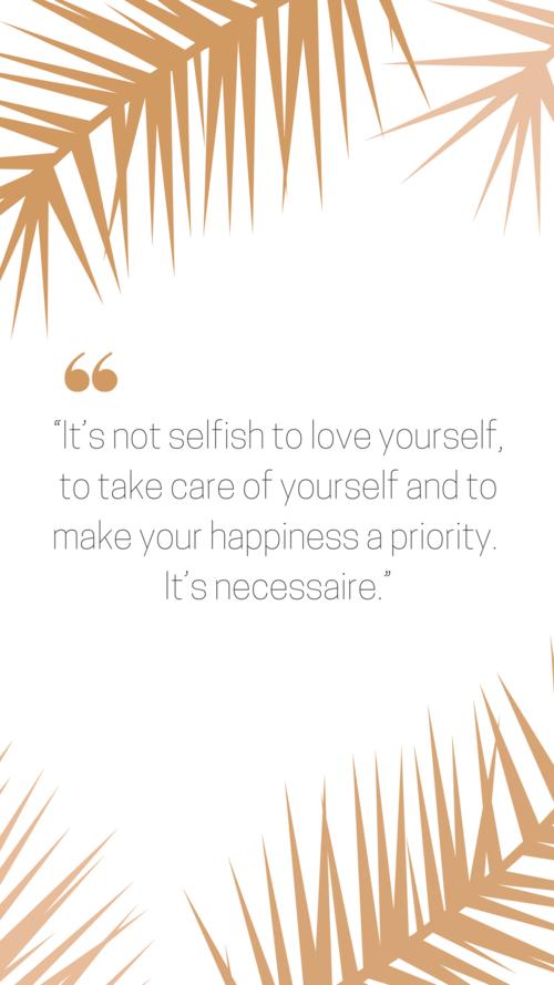 5 x self-love quotes | Zelf-liefde