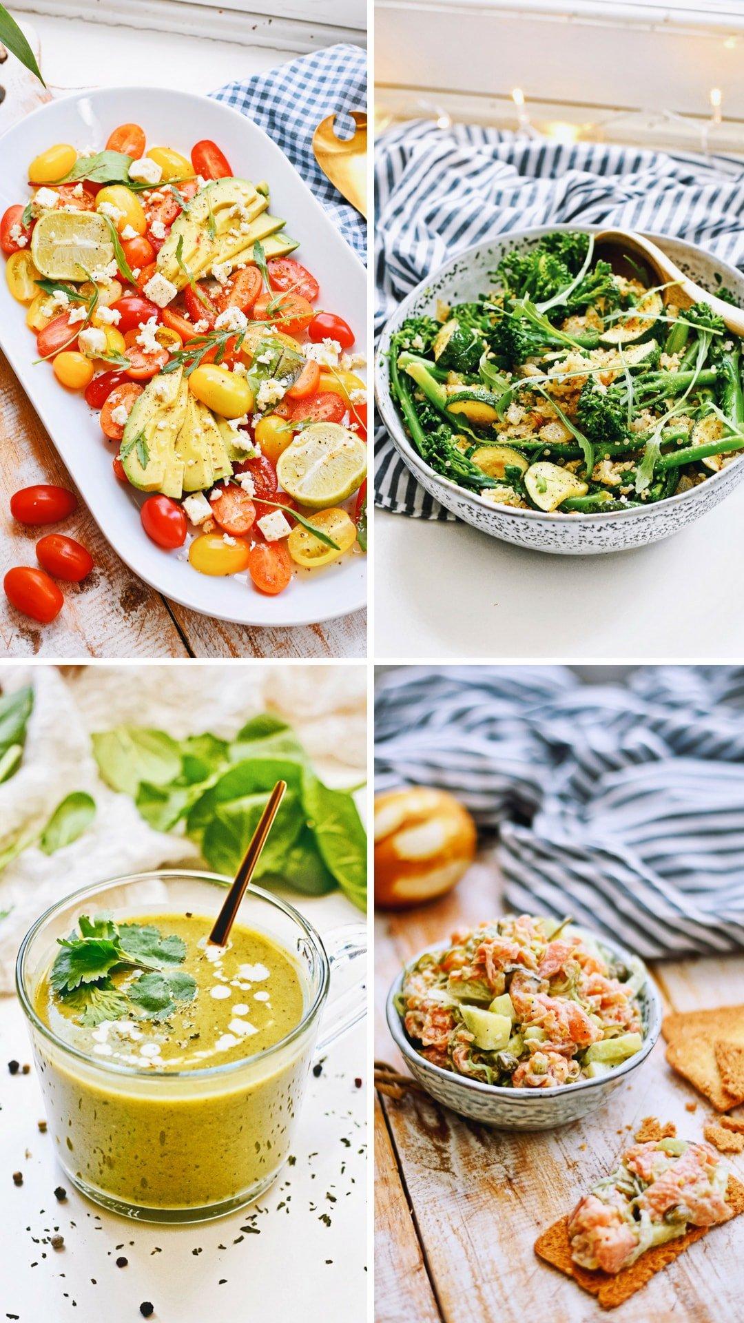 5 x lichte maaltijden | Eet gezond