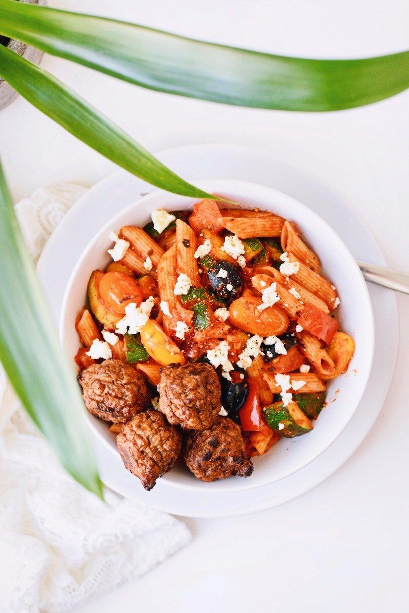 3 x zelfgemaakte pasta saus recepten | Healthy Wanderlust