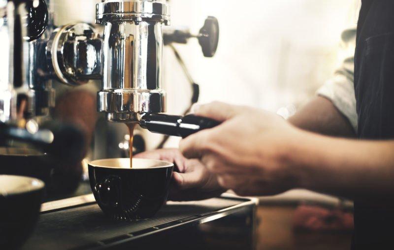 Koffietentjes in Amsterdam