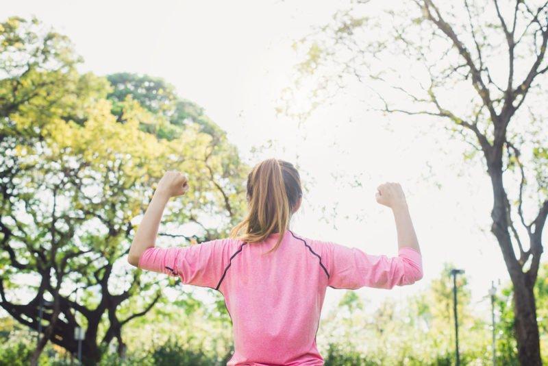 Een gezond lichaam in plaats van een perfect lichaam | Healthy Wanderlust